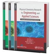 Physical Chemistry Research For Engineering and Applied Sciences, (Set of 3 Volume)