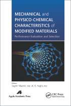Mechanical and Physico-Chemical Characteristics of Modified Materials