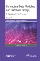 Conceptual Data Modeling and Database Design: A Fully Algorithmic Approach