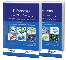 E-Systems for the 21st Century: Concept, Developments, and Applications, (Set of 2 volumes)