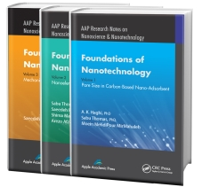 Foundations of Nanotechnology (Set of 3 volumes)