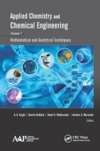 Applied Chemistry and Chemical Engineering, Volume 1