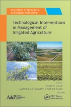 Technological Interventions in Management of Irrigated Agriculture