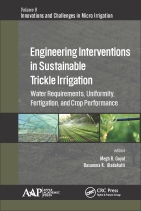 Engineering Interventions in Sustainable Trickle Irrigation