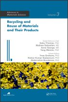 Recycling and Reuse <br>of Materials <br>and Their Products