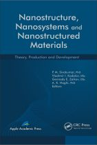 Nanostructure, Nanosystems and Nanostructured Materials